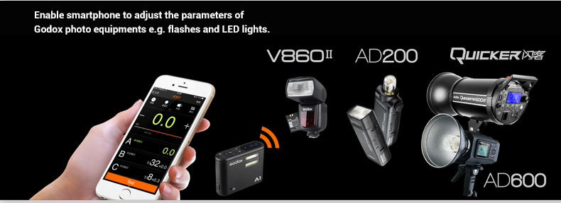 a5f0b422bef6d Вспышка Godox A1 для смартфонов: характеристики, фото, цена, купить ...